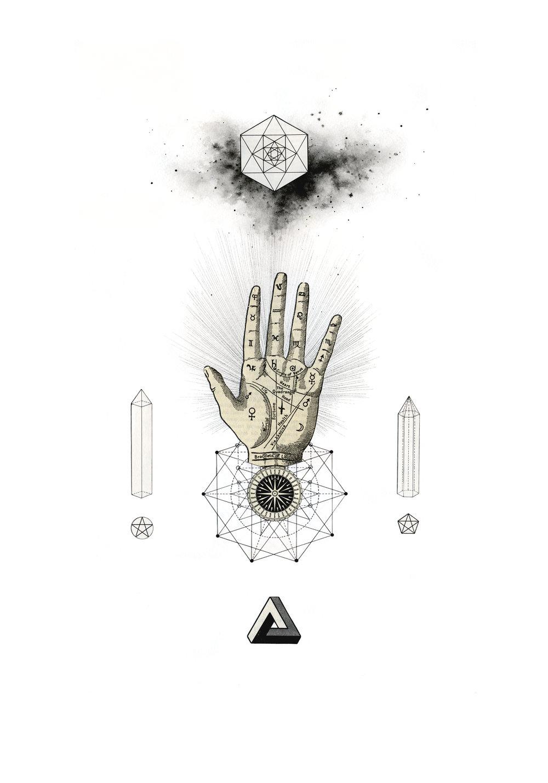 The Sacred Hand
