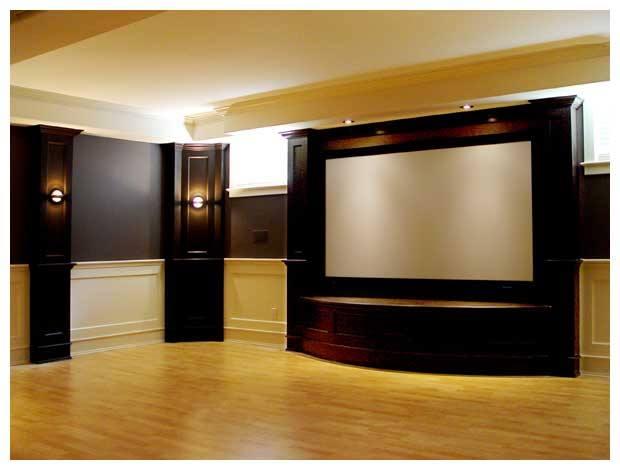 Home Theatre Installation