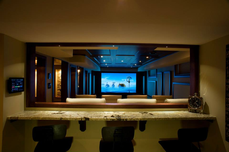 Home Theatre Installation
