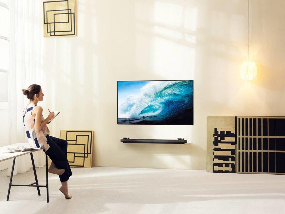 4K LED / OLED TV