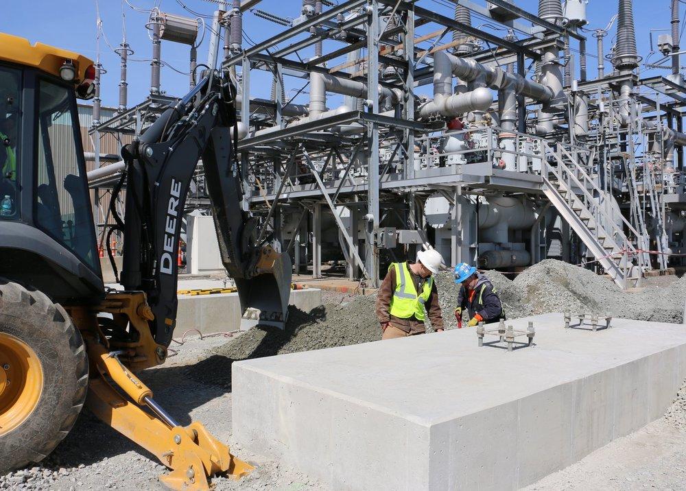22A GIS Substation Rebuild Tewksbury, MA View More