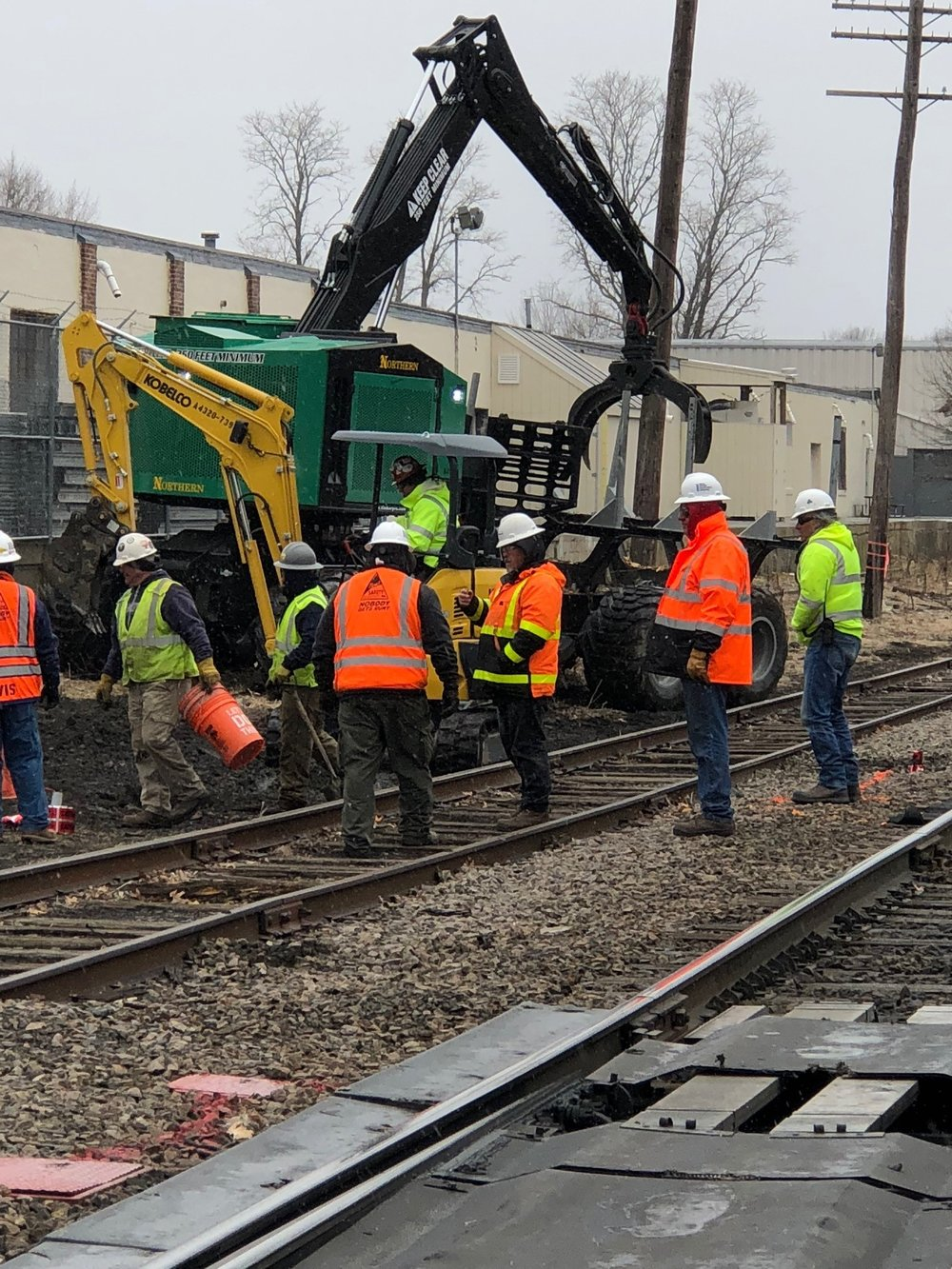 MBTA COMMUTER RAIL PTC INSTALLATION GREATER BOSTON, MA    VIEW MorE