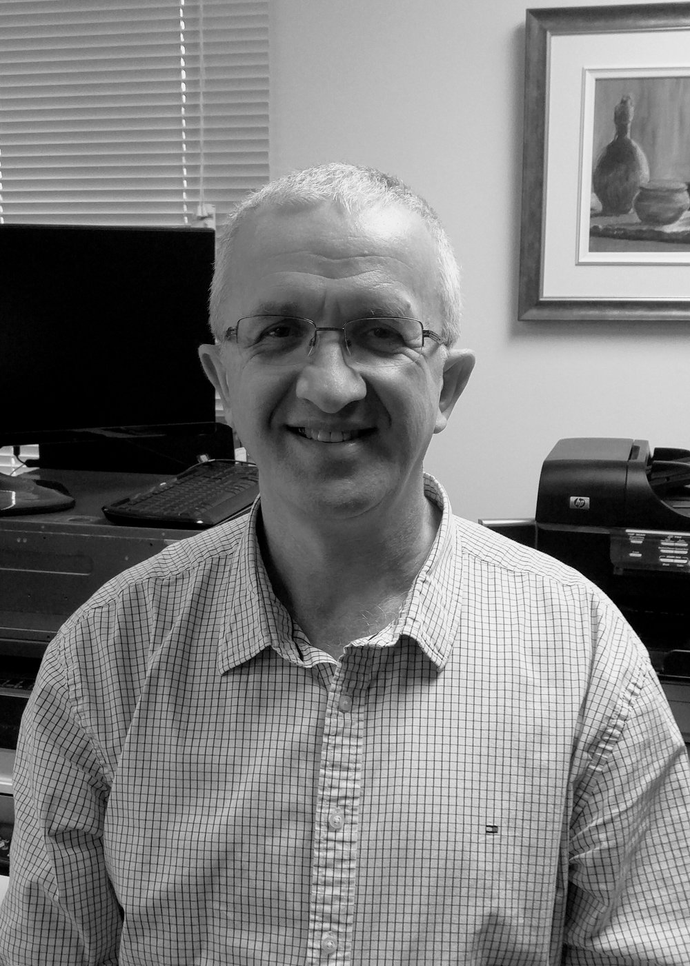 "Ranislav ""Rano"" Trapara, P. Eng.    - Owner and Chief Engineer -   With over 38 years of experience as a Design Engineer, Rano has specialized in material handling and hails with diverse experience that spans the globe.   Since opening up WCC Crane Solutions 13 years ago, Rano has grown the business significantly. He has worked all over Western Canada as well as the United States.   Rano lives in Vancouver and has 3 grown children and 1 still growing if you count his dog Maksim.     LinkedIn"