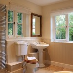 Large cottage bathroom Blakeney