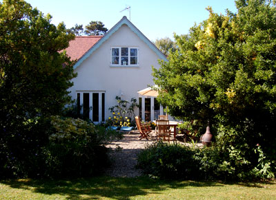 Large cottage with garden Blakeney | Gardeners Cottage Blakeney