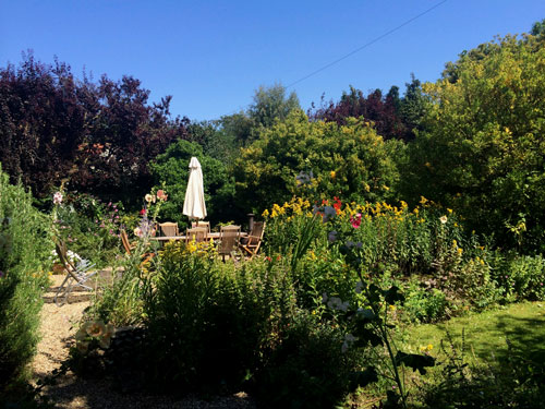 The Cottage Garden | Gardeners Cottage Blakeney