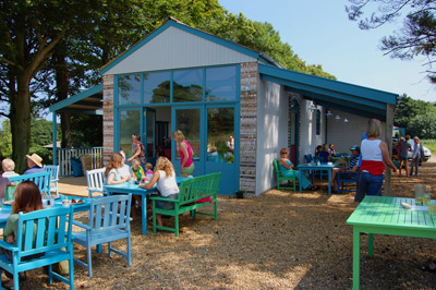 wIVERTON Hall fruit FARM cafe