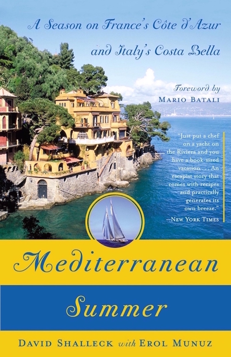 The Mediterranean Summer paperback.