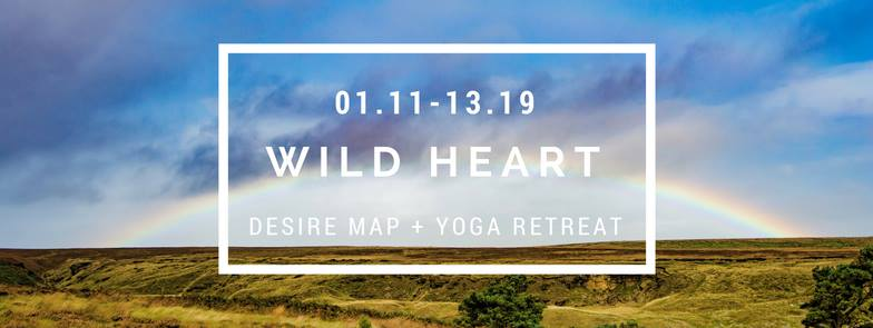 "Desire Map + Yoga Retreat  A Women's only Weekend Retreat featuring The Desire Map.  Reboot in nature and reconnect to your most essential self. Connect with other strong, open, creative, entrepreneurial women, and discover how you want to feel in your business and your life.   The Desire Map is a program for clarifying what you truly want in every area of your life, and using that enlightenment to guide your every day choices.   Together, we will explore our WHY, and re-ignite the reasons we do what we do, breathing more purpose into it all. We'll look at our perceptions around ""feelings"" and goal setting. We'll examine and observe our freedom, where we see it and where we want more."