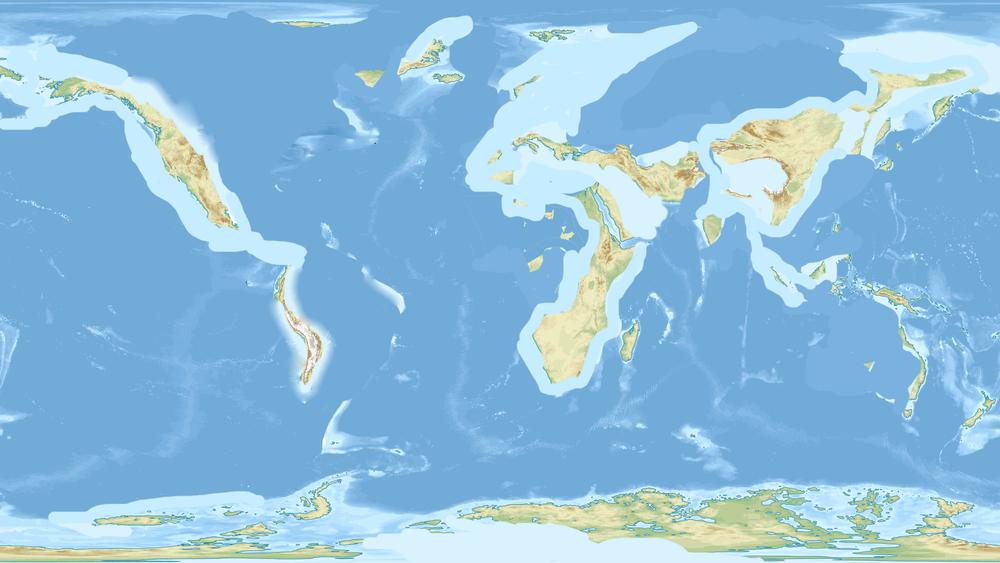 Earth, 2167