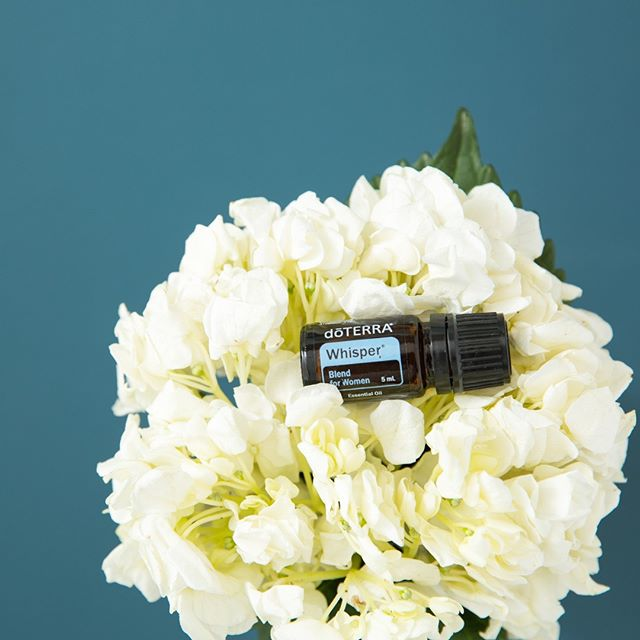doTERRA Whisper Blend for Women is a complex and diverse blend that combines with each individual's chemistry to create a uniquely personal fragrance.