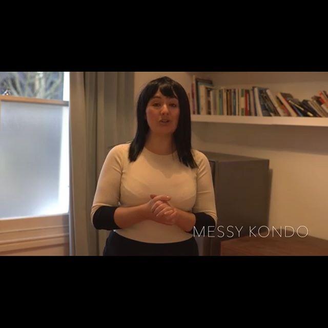Watch my @mariekondo @netflixuk @netflix Spoof now!  Untidying up with Messy #linkinbio👆 Kondo #mariekondo #konmariemethod #netflix #spoof #comedy #parody