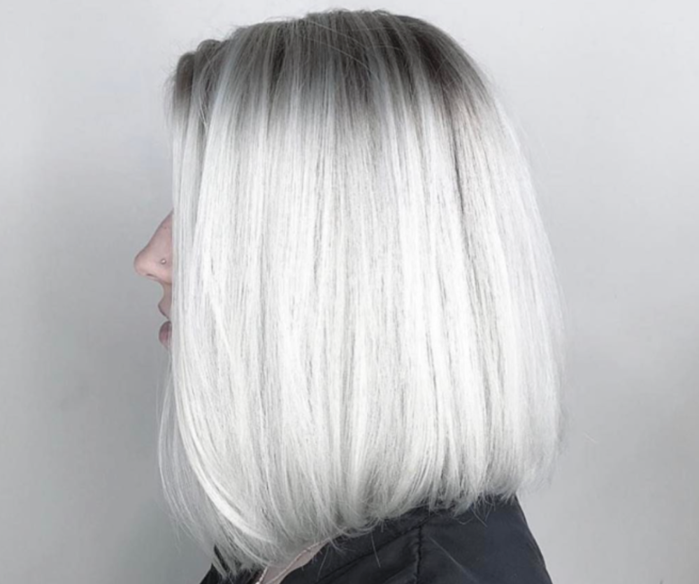 luxe olaplex salon midtown sacramento highlights ombre