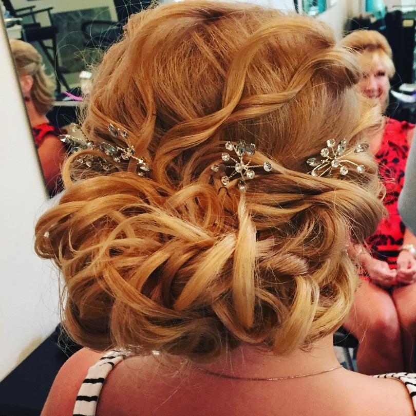 sacramento bridal hair makeup updo luxe salon downtown affordable