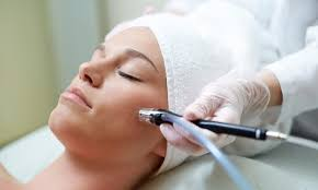 hydradermabrasion facial luxe spa downtown sacramento