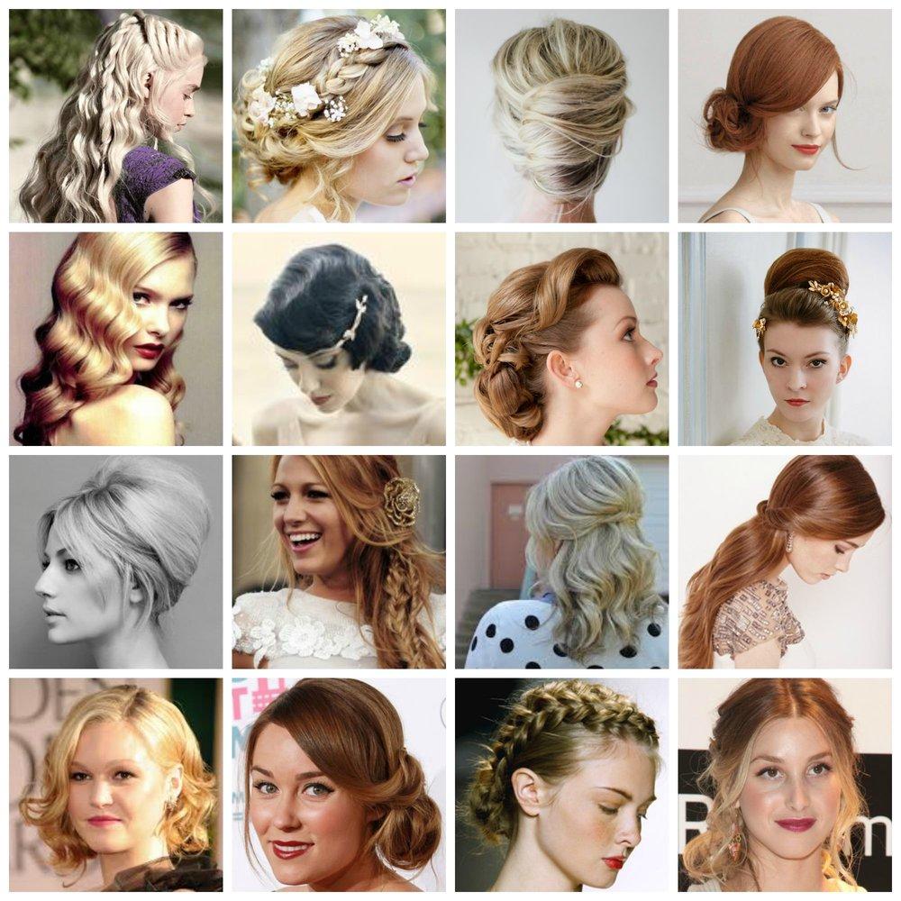 bridal wedding hair makeup updo sacramento salon luxe