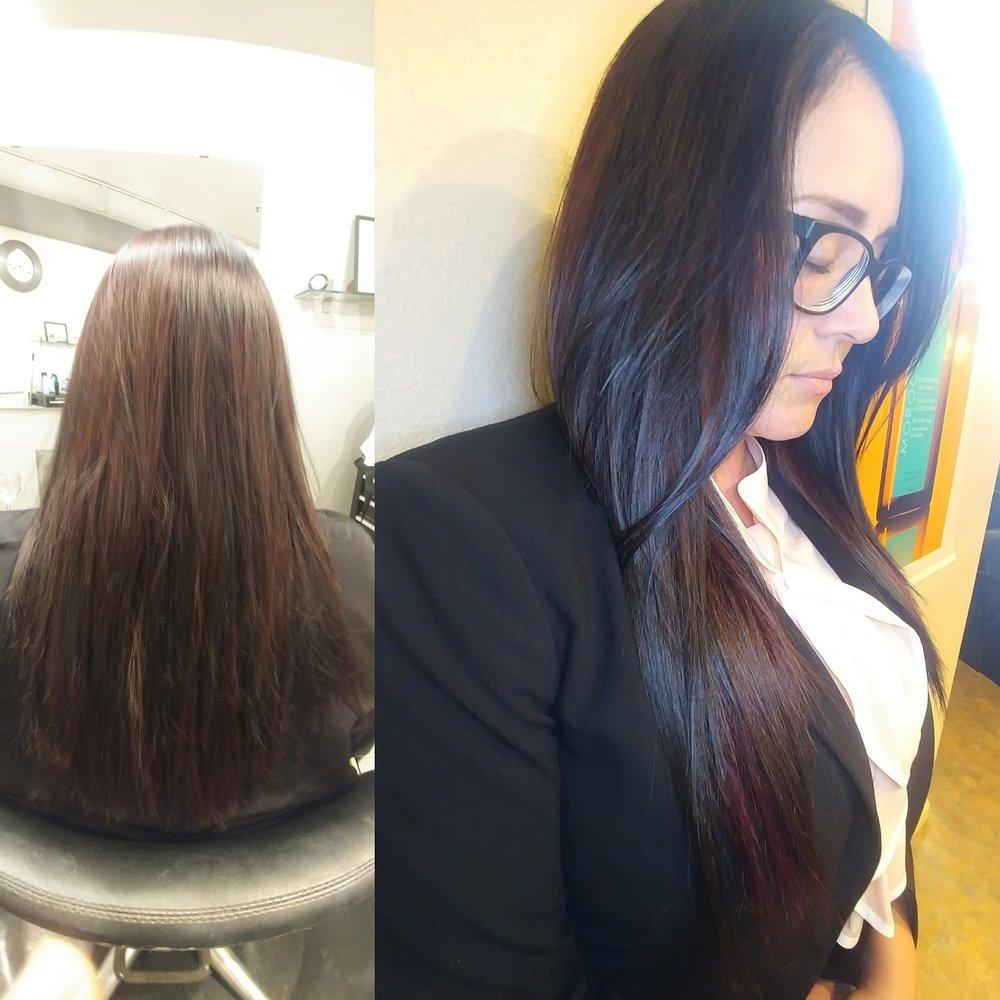 hair extensions luxe salon spa downtown sacramento affordable near me