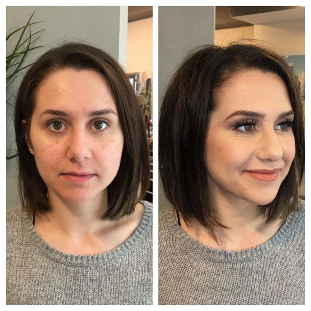 luxe hair lounge sacramento specials make up facials waxing massage