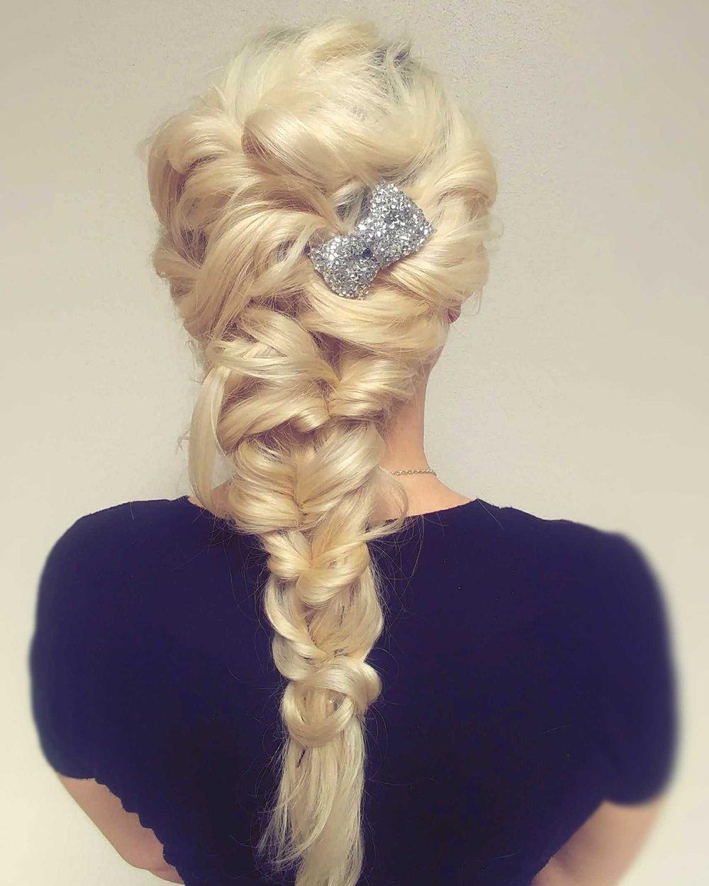 luxe hair lounge day spa downtown sacramento best salon