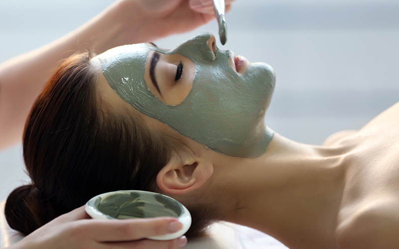 luxe hair lounge day spa facial massage