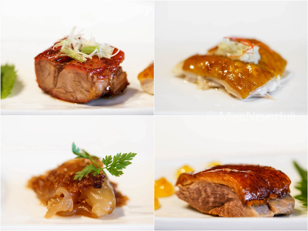 廚師精選拼盤 Chef's Signature Appetiser Selection