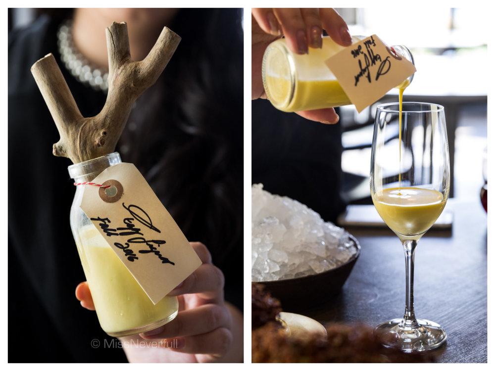 15.1 Egg liqueur