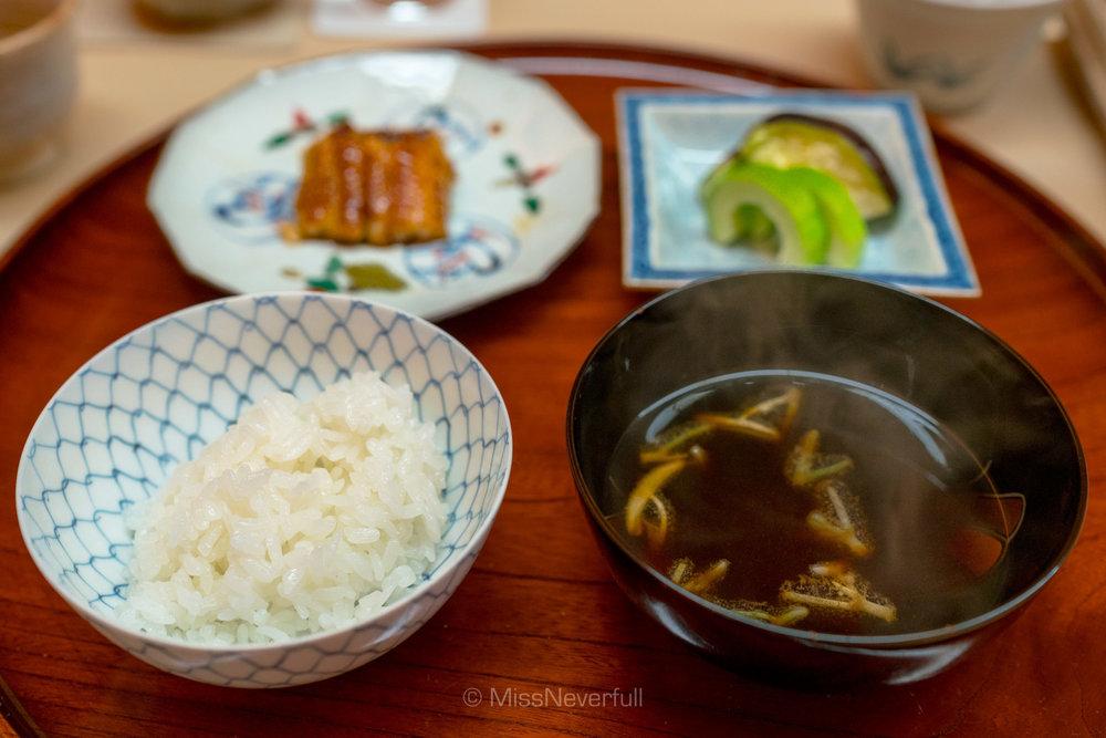 12. Rice dish | お食事