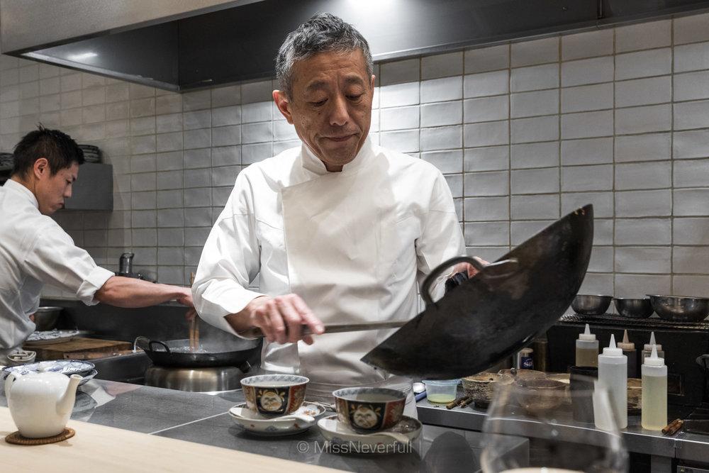 Chef Furuta