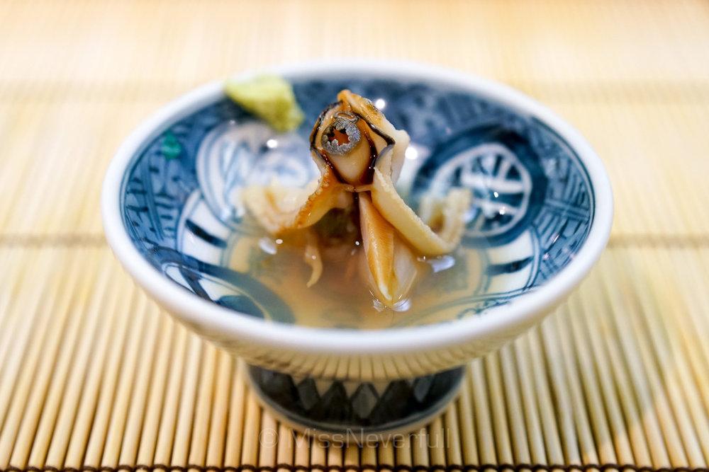 煮蛤 | Cla