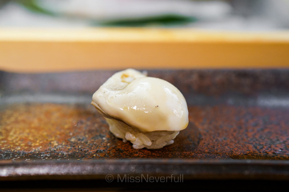 15. 牡蠣 | Oyster