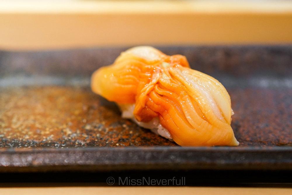 16. 赤貝 | Akagai