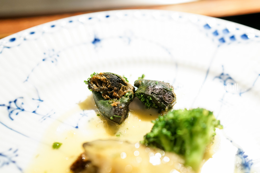 Abalone Liver
