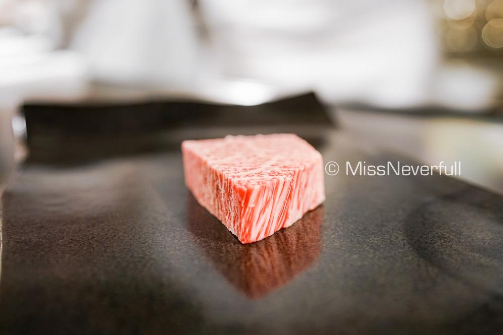 UKAI Top Quality Steak | うかい特選牛ステーキ