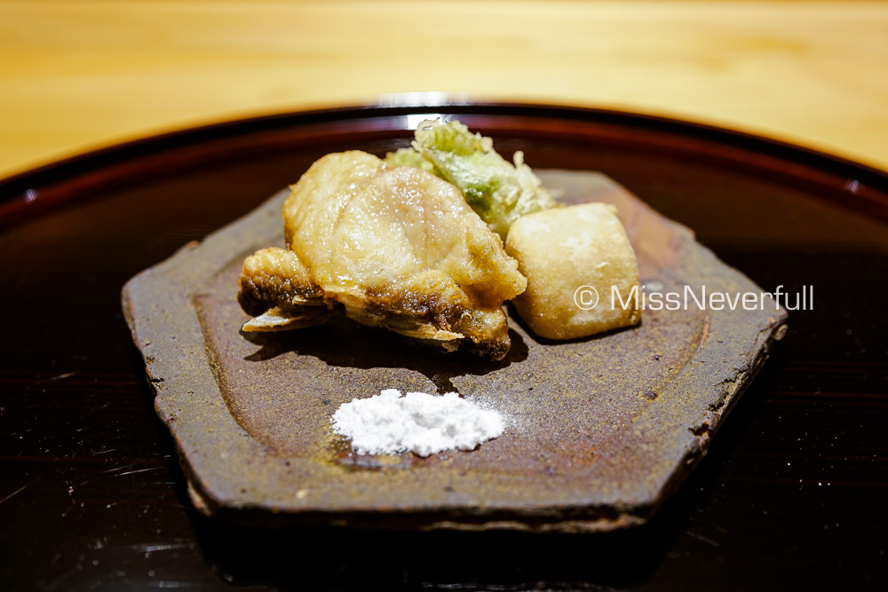 5. 天然虎河豚 | Deep-fried Fugu