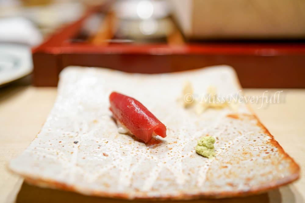 4. Akame-zuke | 赤身の漬け