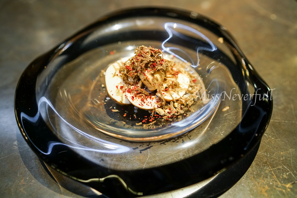 Mushrooms (NEW) | 十勝マッシュ 〜椎茸のアイスクリームと木の実〜
