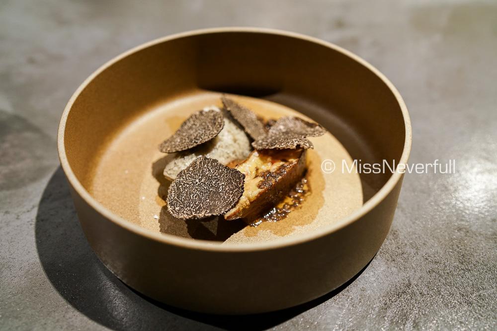 Contrast: Foie Gras
