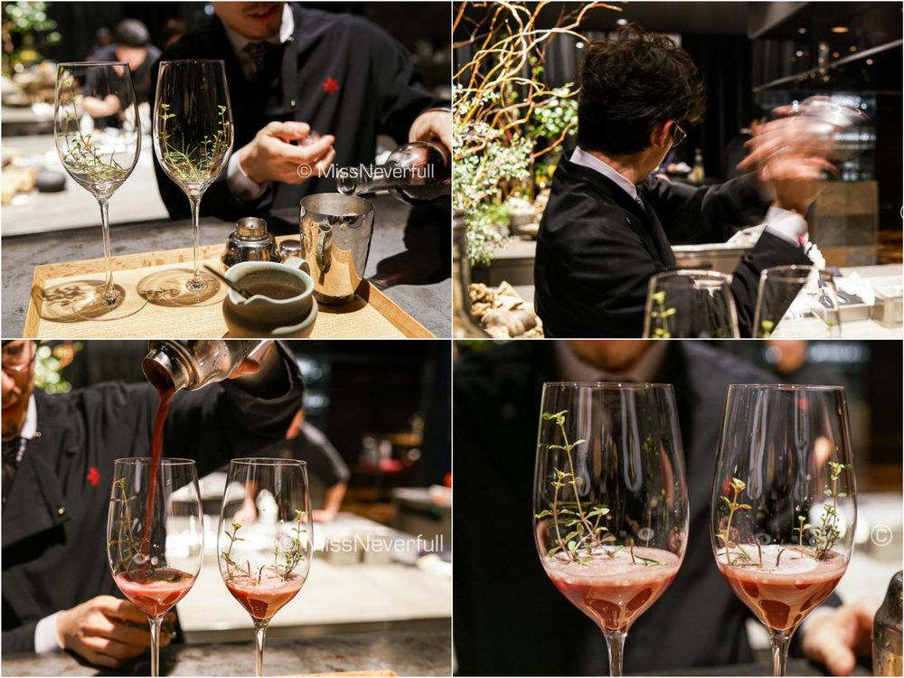 Juice Pairing 8: Thyme, rosemary, Amazake