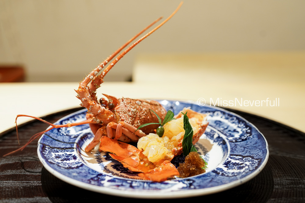 強肴: 伊勢海老 海老味增 | Ise Lobster and lobster miso