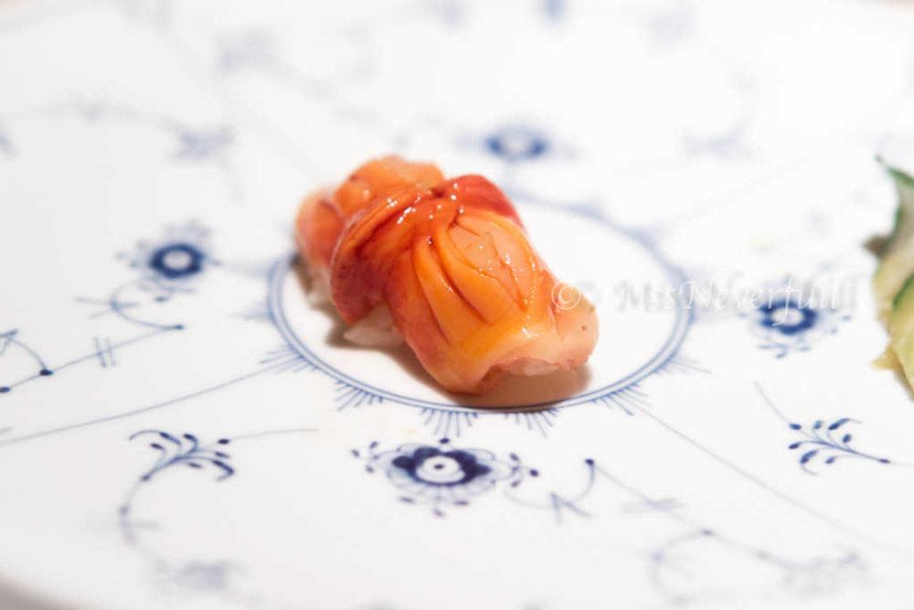 5. Akagai 赤貝