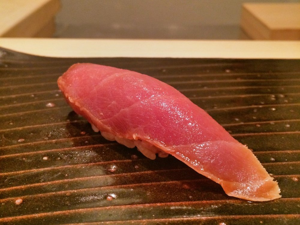 3.   3. Chu-toro 中トロ 赤酢