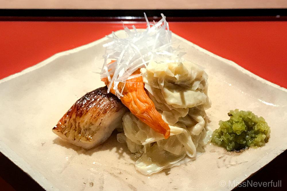 8.Grilled Nogoguro
