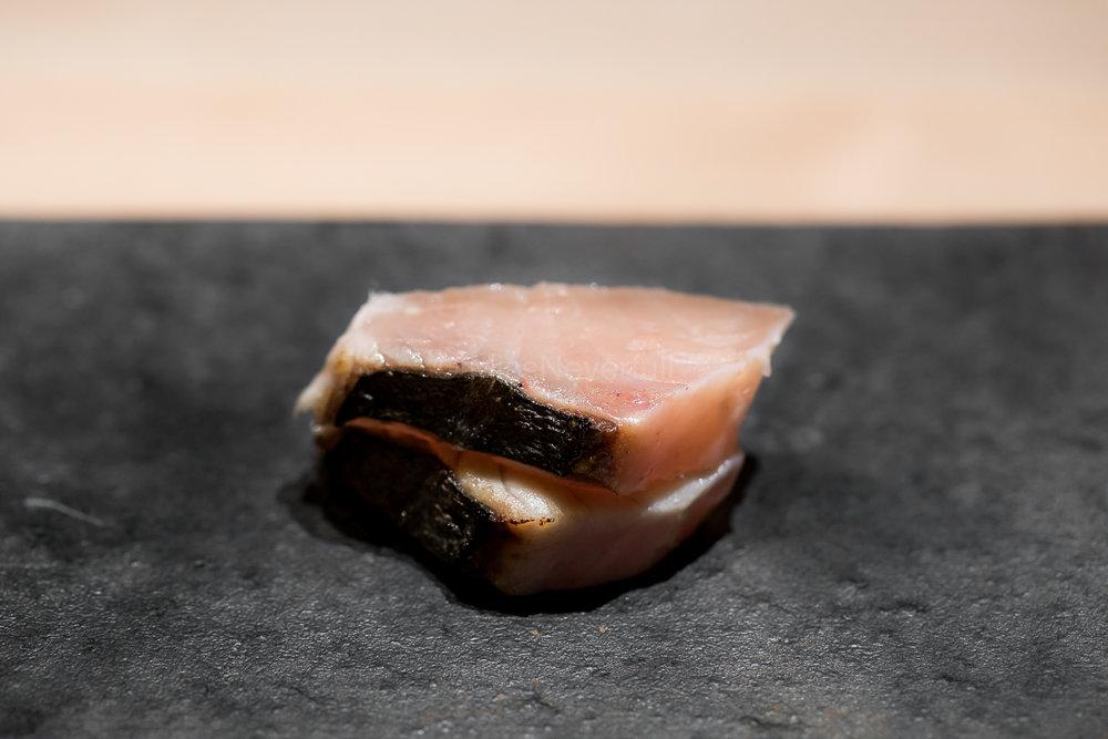 Buri Sashimi