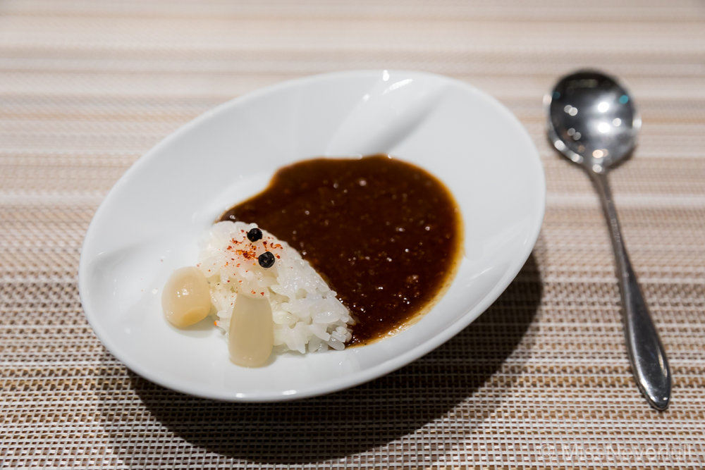 Curry Rice | ミニカレー