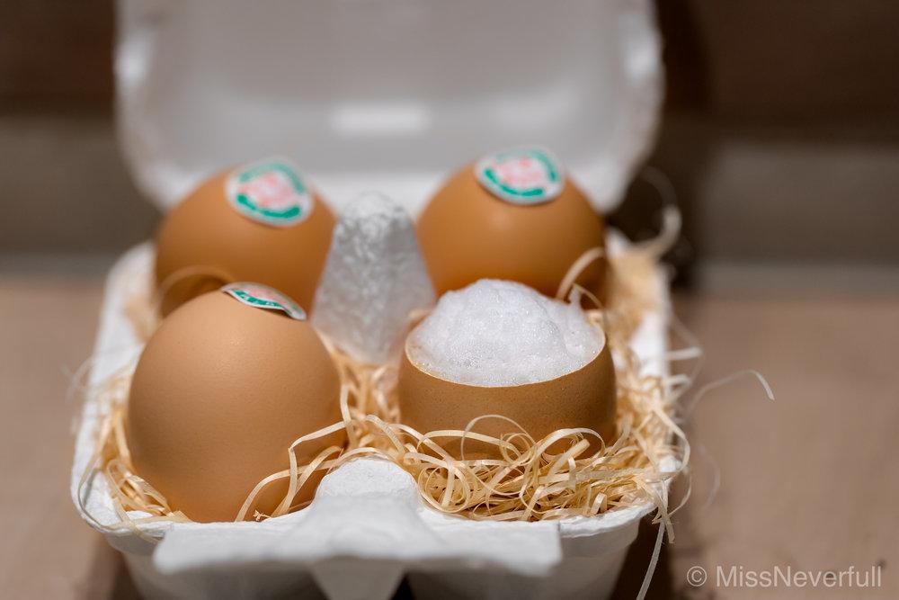 Coffee Egg Pudding