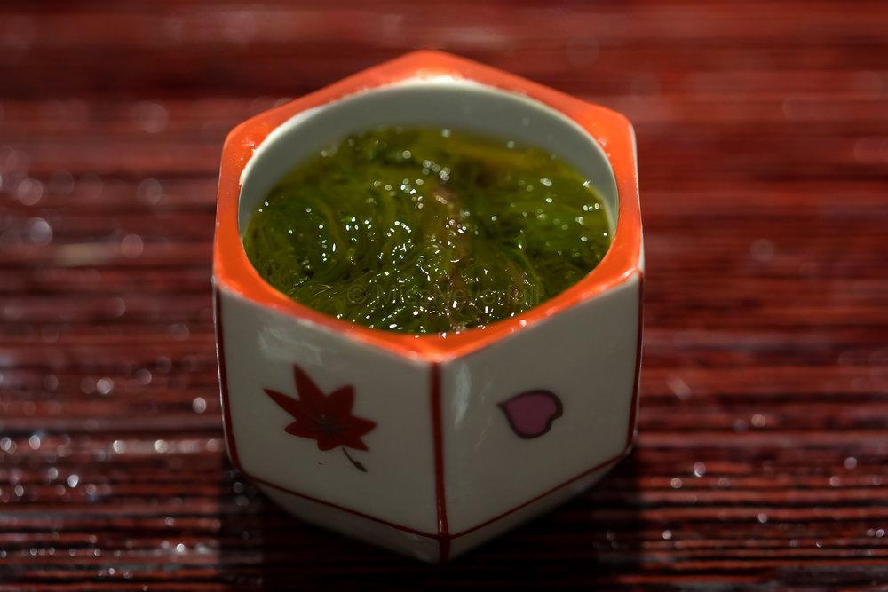 1.Mozuku seaweed from Itoshima (糸島もずく