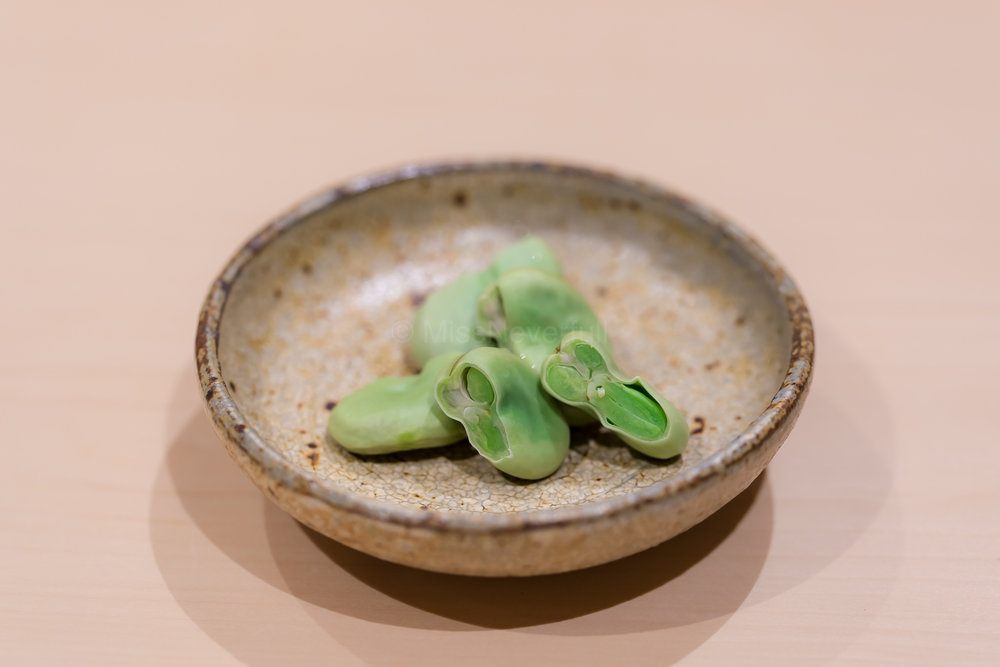 1. Broad beans