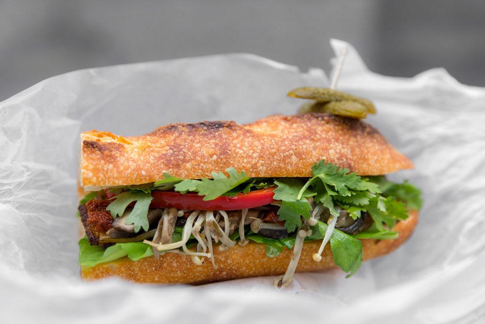Sandwich for the Beauty (JPY 800)