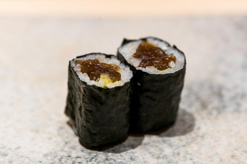 干瓢巻き / Kanpyo-maki