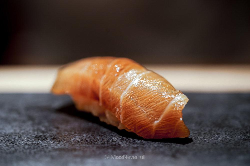 10. カジキ / Kajiki (50 days aging)
